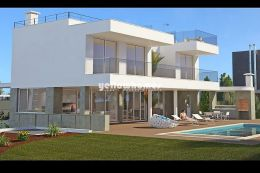 3-bed dream villa with sea views, pool and Jacuzzi...